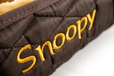 BASIC Vouwbare Mattes hondenmand Snoopy_