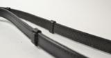 Stangteugel leder met rubber achterzijde B2F_
