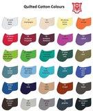 Eurofit Dressuur zadeldoek zonder wol Mattes Large_