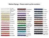 Eurofit Dressuur zadeldoek met wol Mattes Large_