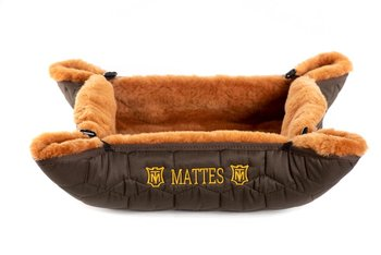 Vouwbare Mattes hondenmand Jezzy