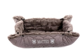 Vouwbare Mattes hondenmand Dusty