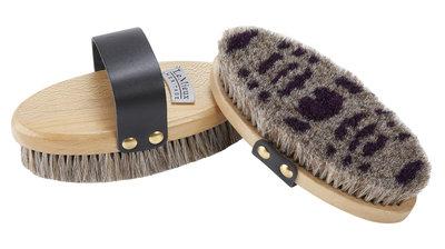 Heritage Dapple Body Brush