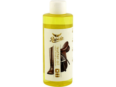 Rapide Leather Oil Clear 100ml