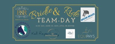 Bridle & Ride Team Day 30 Juni - Ticket VVK