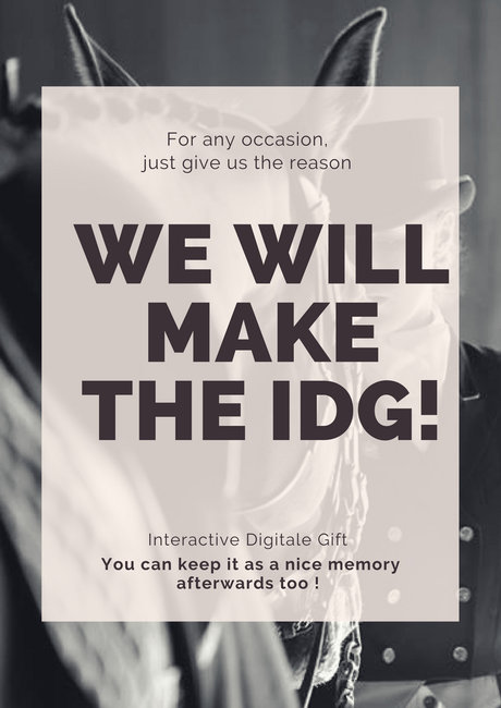Interactive Digital Gift  of IDG