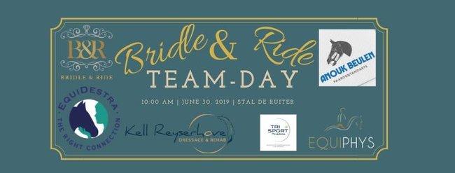 Bridle & Ride Team Day 30 Juni - Ticket VVK