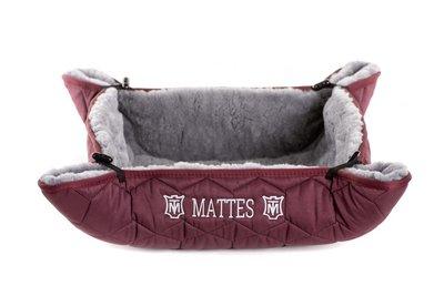 BASIC Vouwbare Mattes hondenmand Cecil