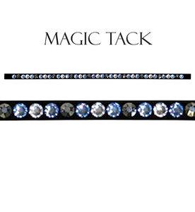 Magic Tack Rechte Frontriem Wisselbaar detail Stübben